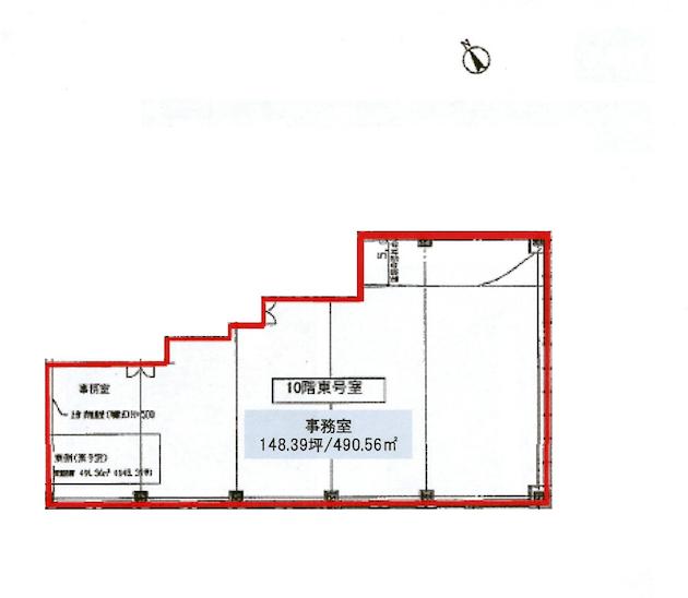 orix akasaka-2nd building  図面