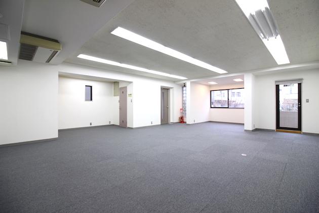【募集終了】渋谷・表参道。好立地のワンフロアオフィス。