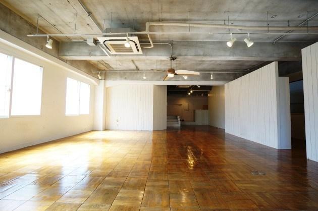 【募集終了】ニット工場のリノベーション、歴史の継承と空間の再構築。