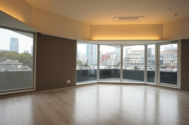 【募集終了】麻布十番。東京タワーを望めるモダンなリノベsoho。