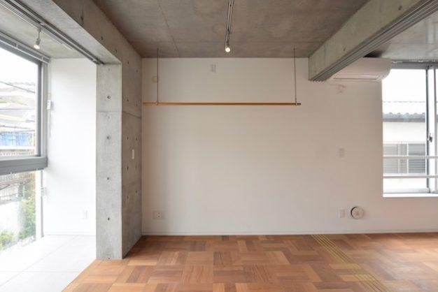 【募集終了】東新宿9分、素材と空間を愉しむコンパクトSOHO