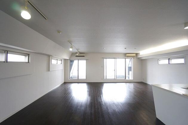 【募集終了】神楽坂、最上階の1フロアで自由に働く。