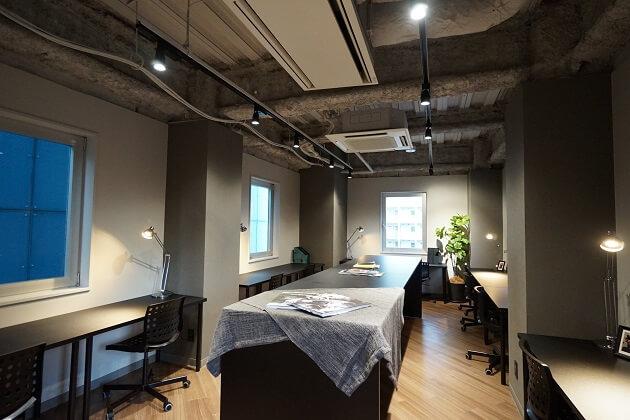 【募集終了】目黒駅6分、一棟丸々フルリノベオフィスで働く。