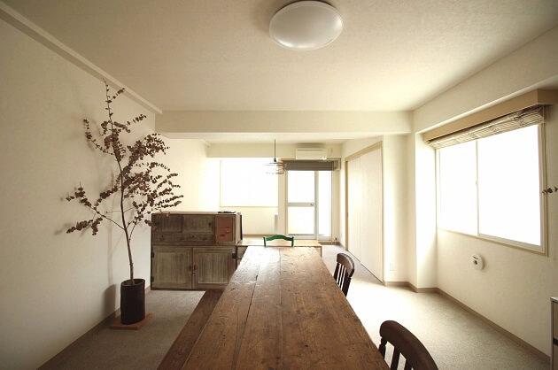 【募集終了】麻布十番、家具付き広々ワンルームリノベSOHO。