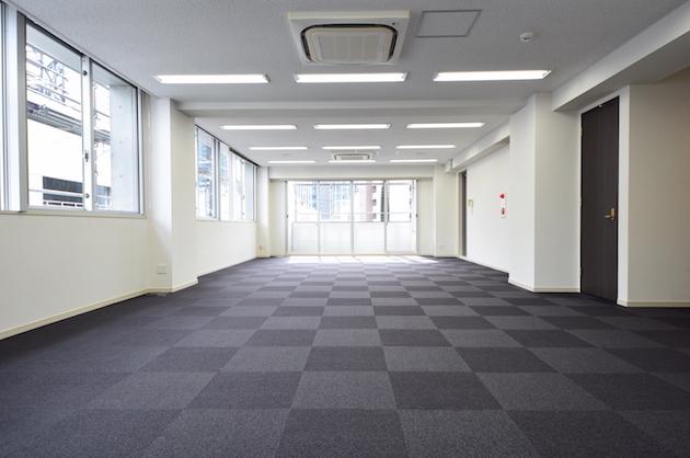 【募集終了】神田駅前。レイアウト効率の良い築浅オフィス。