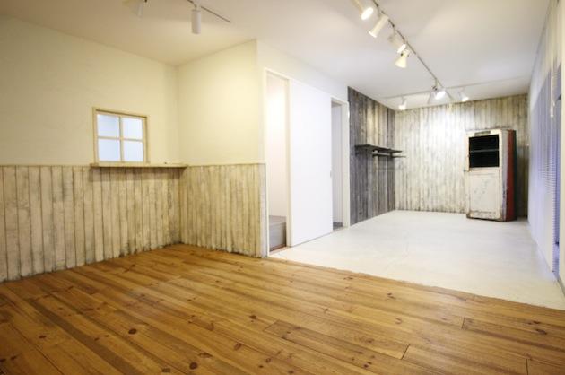 【募集終了】千駄ヶ谷・北参道。ショールーム可能なメゾネットオフィス