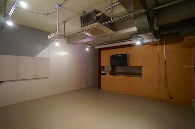 【募集終了】麻布十番、地下防音室付きデザイナーズ戸建てSOHO