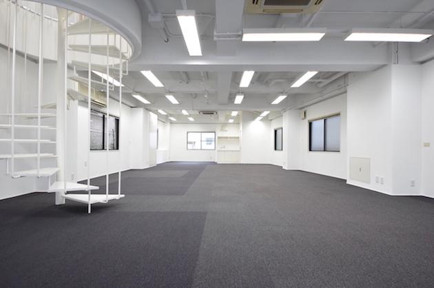 【募集終了】原宿駅5分、神宮前1丁目。約50坪の大型メゾネットオフィス。