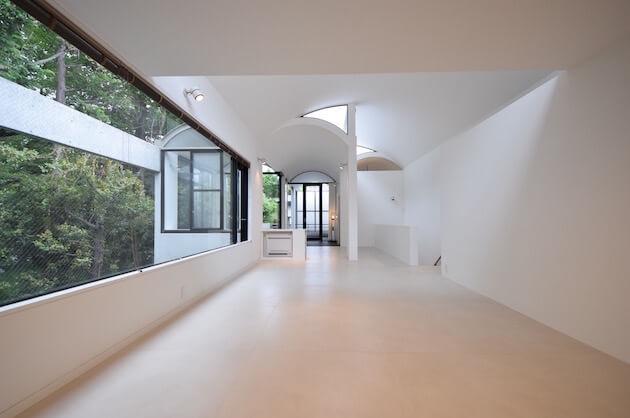 【募集終了】広尾の家。お部屋から緑を望む贅沢空間。