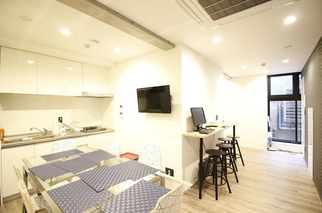 【募集終了】青葉台。快適なSOHO空間を築浅デザイナーズで。