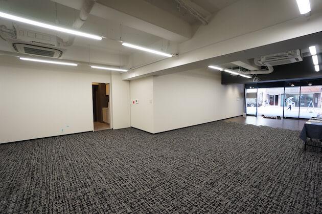 八丁堀駅徒歩1分。オーナーと共に作りこむデザインオフィス
