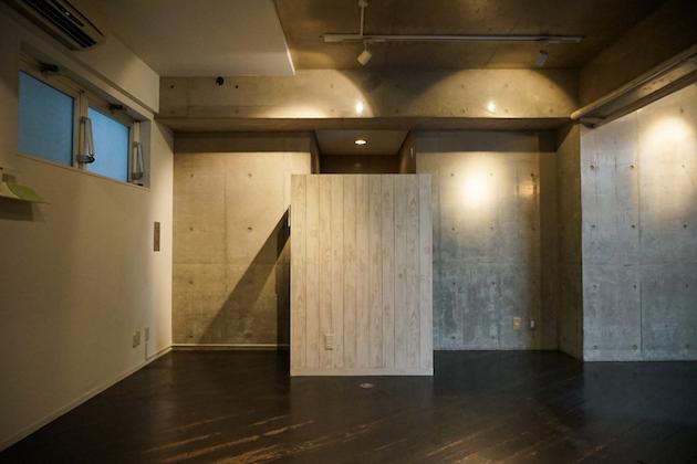 【募集終了】乃木坂徒歩2分。木とコンクリートが織りなすデザーナズオフィス