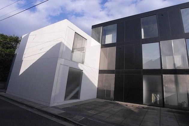 【募集終了】桜新町。黒と白のシンプルで潔いメゾネット空間。