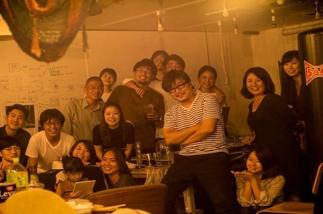 cafe TranceaREAL〜オフィスお別れパーティー編〜