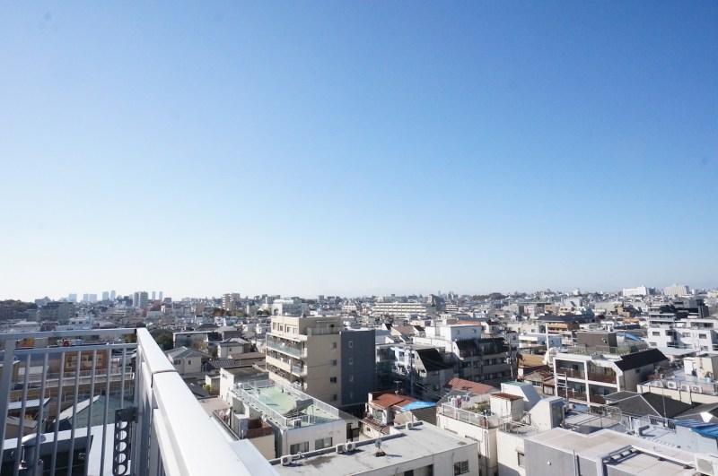 【募集終了】武蔵小山4分、バルコニーから絶景を眺める最上階SOHO
