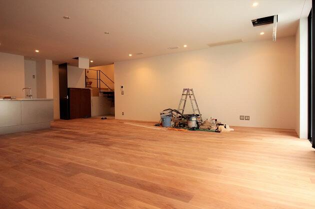 中目黒、新築デザイナーズマンションのSOHO空間。