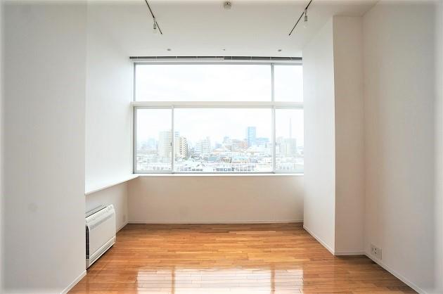 【募集終了】神楽坂駅1分。高台からの眺望を楽しむ開放空間。