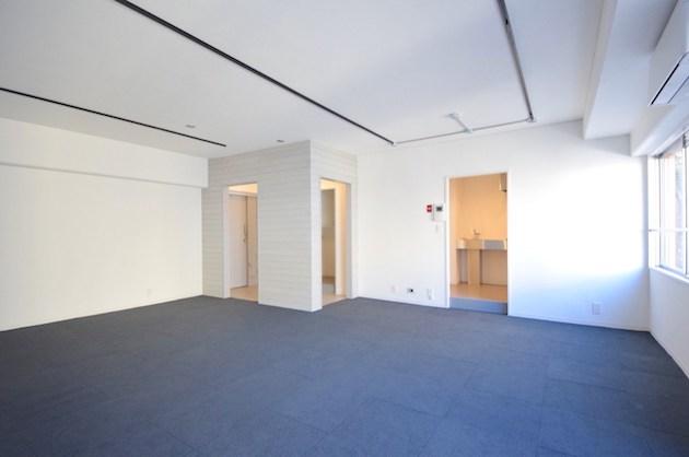 【賃料変更】赤坂・乃木坂。ハイクオリティなフルリノベーションで生まれ変わったデザインオフィス。