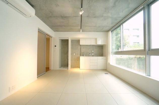 六本木駅6分、利便性、豊かな環境、築浅デザイナーズSOHO。