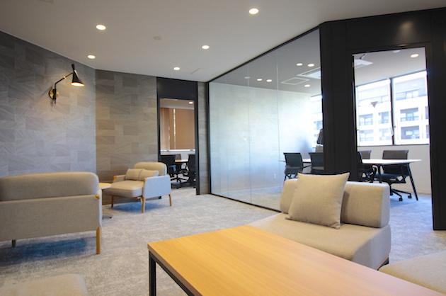 【募集終了】浜松町。新たに造り上げた60坪オフィス空間
