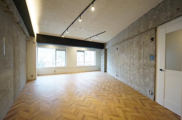 【募集終了】代々木二丁目、新宿に程近いリノベーションオフィス