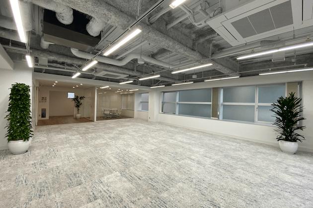 【募集終了】南青山6丁目、骨董通り沿いに完成したリノベオフィス