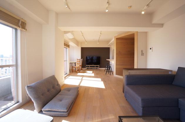 渋谷の中心に構える、特別なリノベーション空間<p>[渋谷区/31万/67㎡]