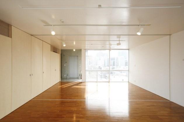 【募集終了】恵比寿、充実した収納と明るい空間と