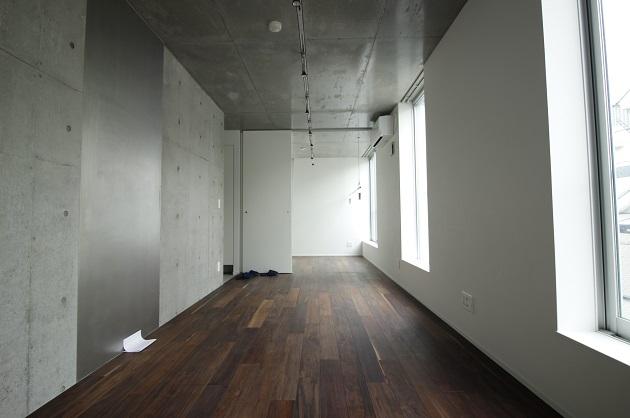 曙橋5分。喧騒から離れた新築デザイナーズSOHO<p>[新宿区/16万/38㎡]