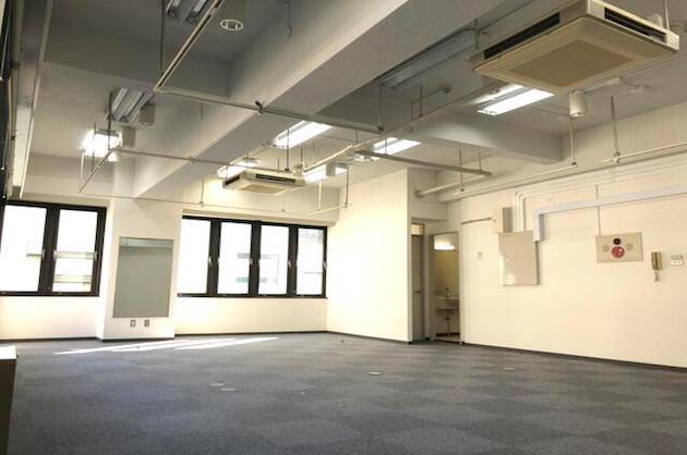 【募集終了】蔵前駅近、天高3.1mの開放的な空間