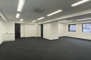 新保町駅徒歩2分、新築ワンフロアオフィス<p>[千代田区/37万/60㎡]