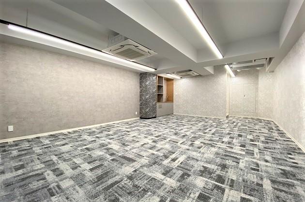 築地3分。デザイン性に優れたリニューアルオフィス<p>[中央区/30万/46㎡]