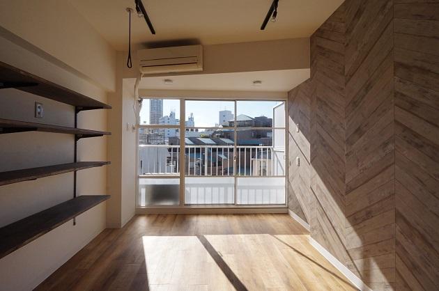 代官山2分。陽の光差し込むコンパクト空間。<p>[渋谷区/15万/22㎡]