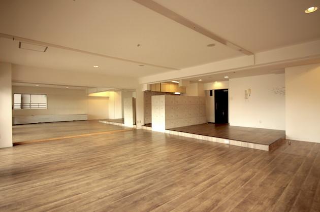 渋谷宇田川町、眺めの良い広々リノベオフィス。<p>[渋谷区/37万/71㎡]