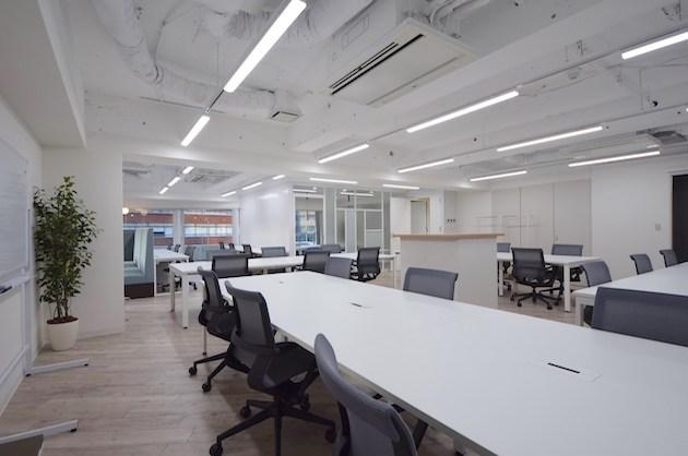 【条件変更】五反田、家具付きセットアップオフィス。<p>[品川区/83万/145㎡]