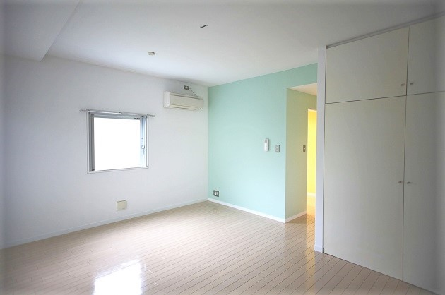 品川、専用階段付きコンパクトなデザインSOHO。<p>[品川区/14万円/34㎡]