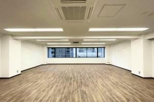 渋谷2分、リノベ済のミドルサイズオフィス。<p>[港区/50万/92㎡]