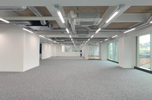 東日本橋。隅田川一望の新築大型オフィス<p>[中央区/184万/278㎡]