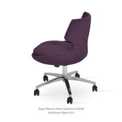 Maroon Office Chairs Chair Gym Reviews 2018 Very Best Lq54 Wendycorsistaubcommunity