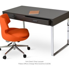 Desk Chair York Walking Cane Patara Office Modern Chairs Sohoconcept