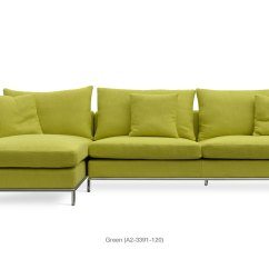 Sofa Shampoo How To Remove Color Stain From Leather Simena Contemporary Sectional Sofas Sohoconcept