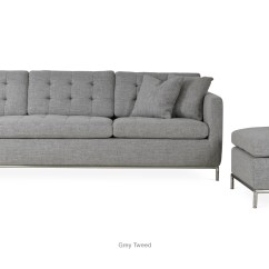 Grey Tweed Sectional Sofa Ashley Furniture Don T Miss This December Deal Le