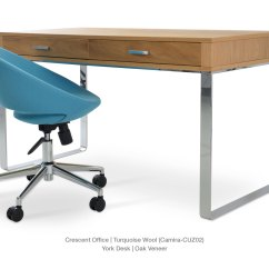 Desk Chair York Oak Cane Seat Chairs Modern Desks And Tables Sohoconcept
