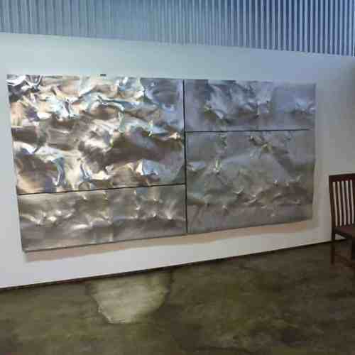 Bas-Relief-Large---HAND-FABRICATED-2mm-ALUMINIUM-[wall-mounted,-stainless-steel]-tony-colangelo,outdoor-relief-walll-sculpture