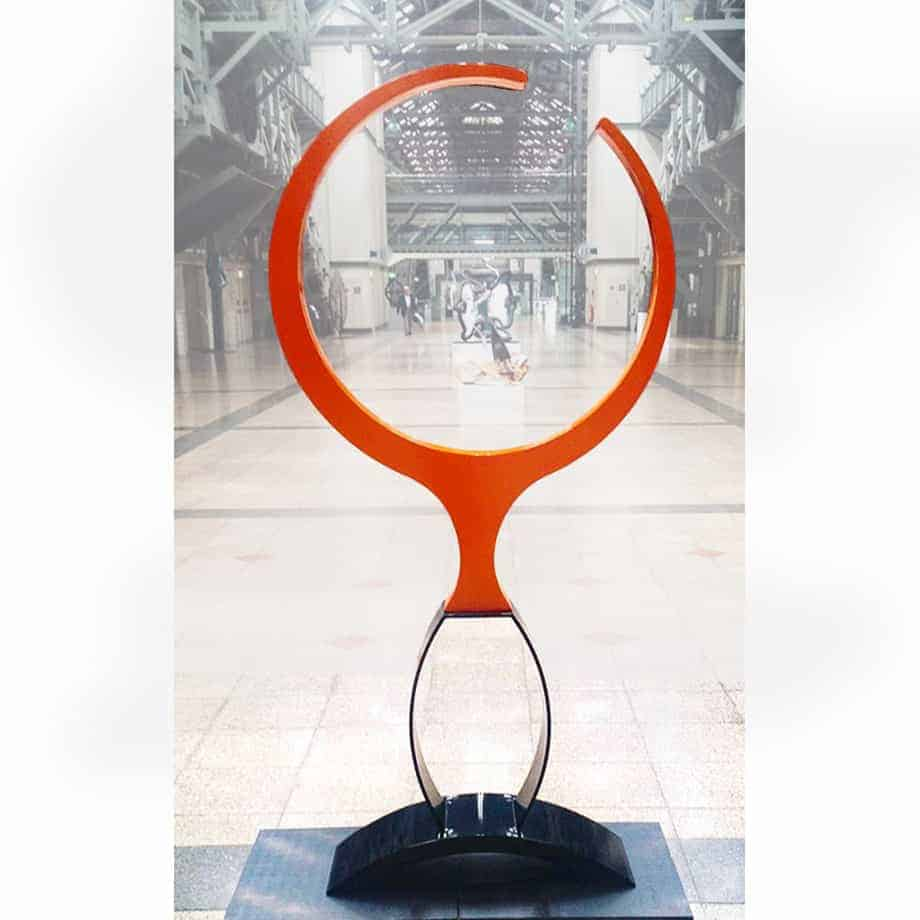 Cresent-Mood--210x90x30cm-POWDER-COATED-STEEL-[outdoor,-stainless-steel,-free-standing]-Jason-Aslin-australian-sculpture