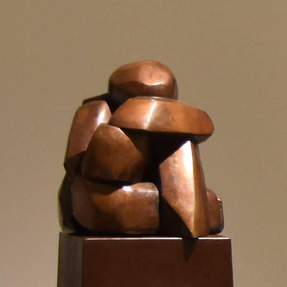 Hillie-155x-50cm-BRONZE-[bronze,-table-top,-free-standing]-Clara-Hali-australian-indoor-sculpture-abstract--body-bronze