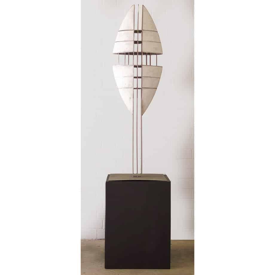 Verticle-Divide-alan-annells-australian-sculpture
