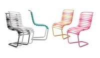 Bounce Chair by Karim Rashid for Gufram | Sohomod Blog