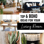 Top 6 Boho Decor Ideas For Your Living Room Sohosonnet Creative Living