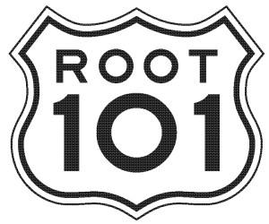 Root 101 Nursery logo